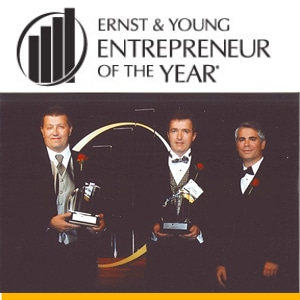 Ernst & Young Entrepreneur of the Year award | Premier Automation