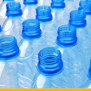 Glass and Plastics Industry yellow bar