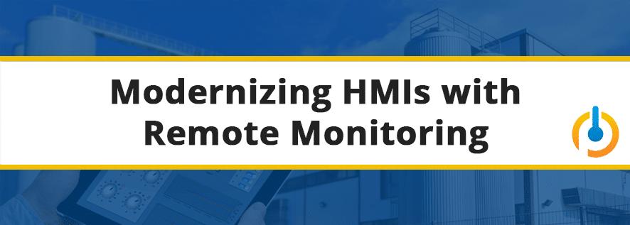 HMI Remote Monitoring