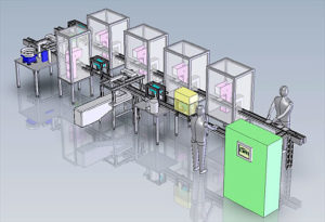 Robotics Line Automation