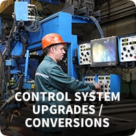 Control System Upgrades Conversions | Premier Automation